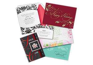 invitation card printing press