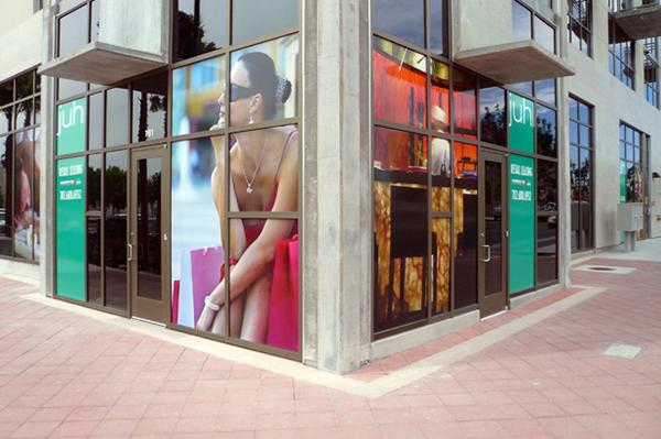 window glass printing Dubai